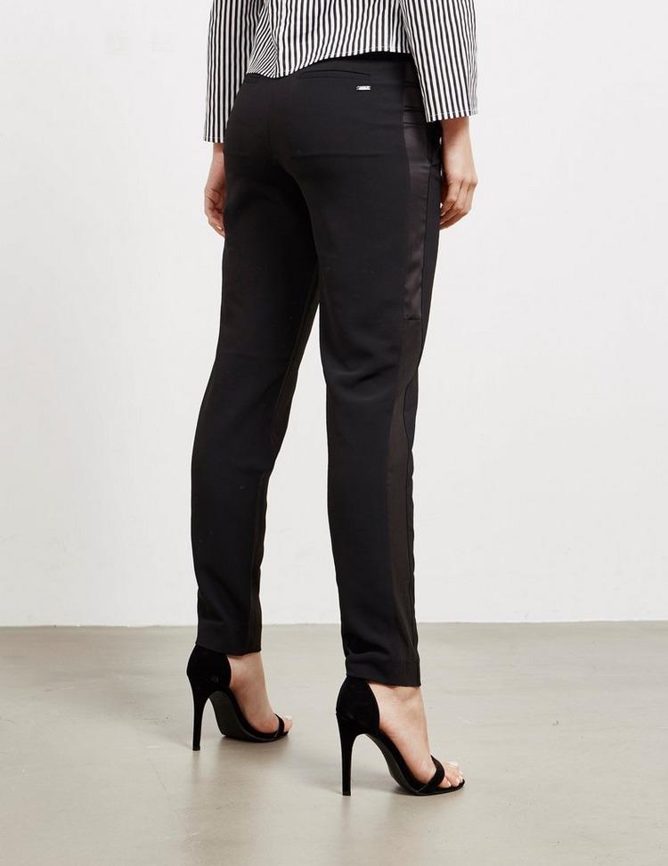 Armani Exchange Crepe Trousers