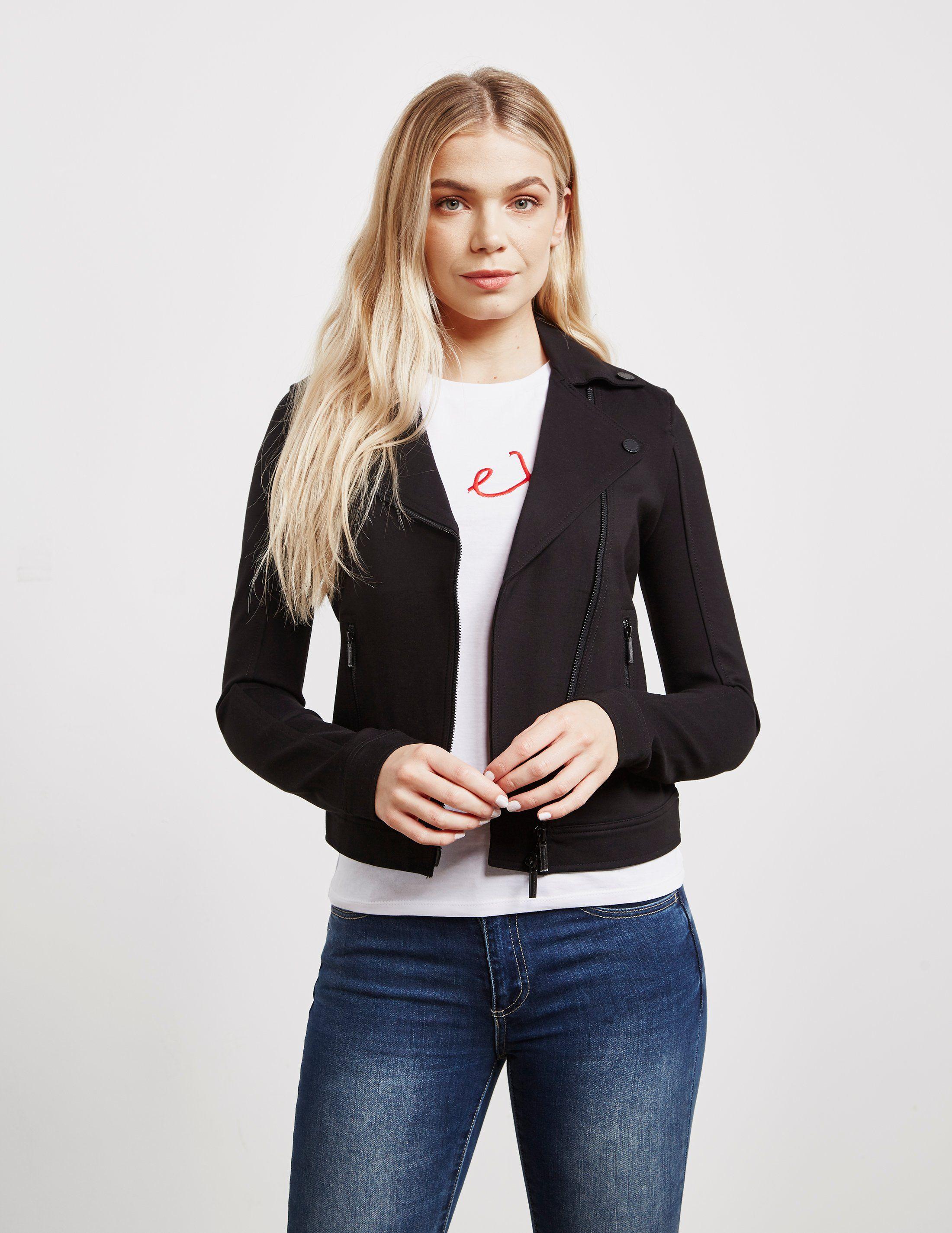 Armani Exchange Zip Jacket - Online Exclusive