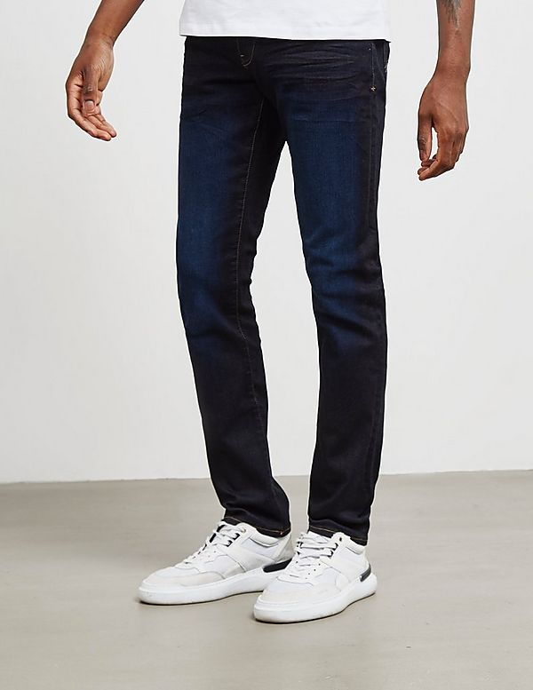 Armani Exchange J14 True Skinny Jeans