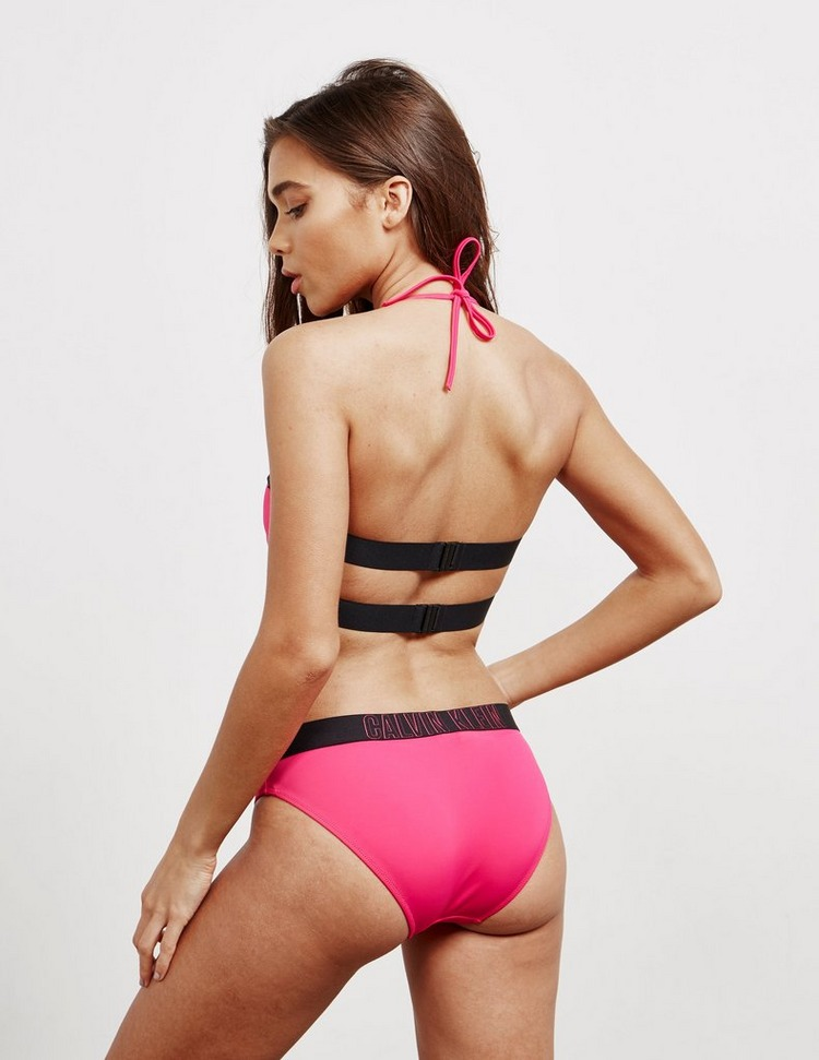 Calvin Klein Swim Tape Bikini Top