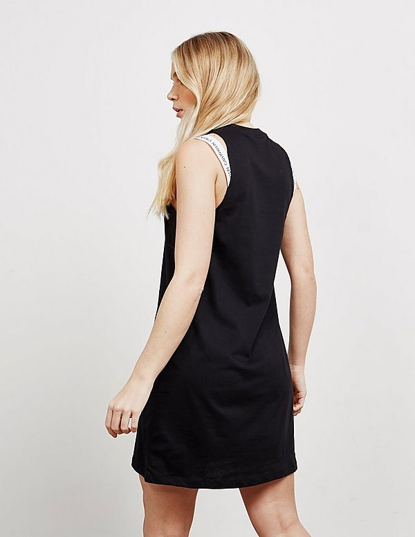 Calvin Klein Swim Logo Tank Dress