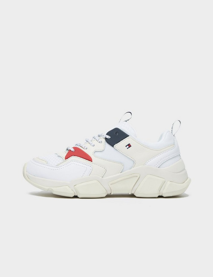 Tommy Hilfiger Chunky Mixed Trainers