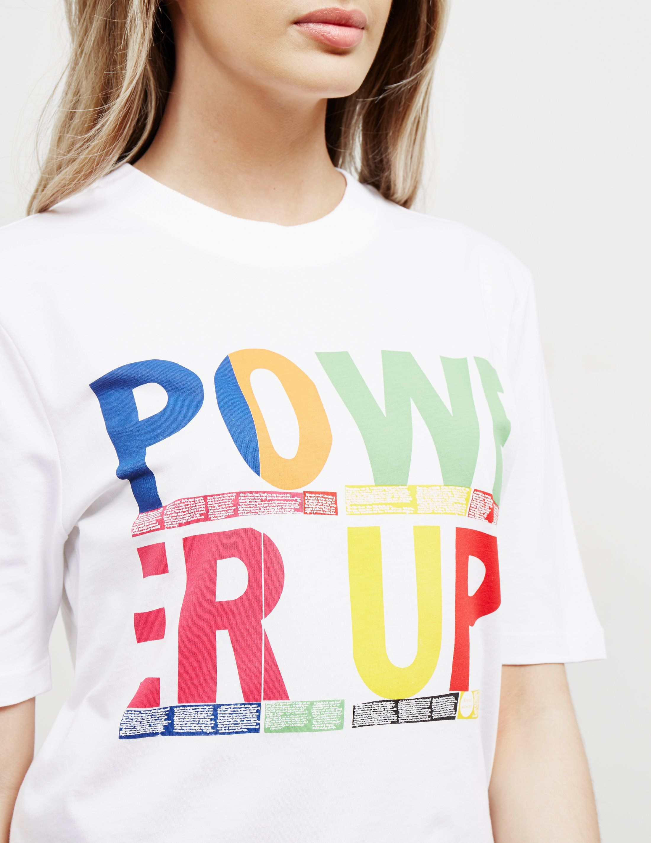Tommy Hilfiger Rainbow Short Sleeve T-Shirt
