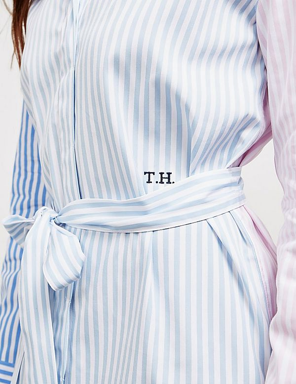 Tommy Hilfiger Essential Stripe Shirt Dress