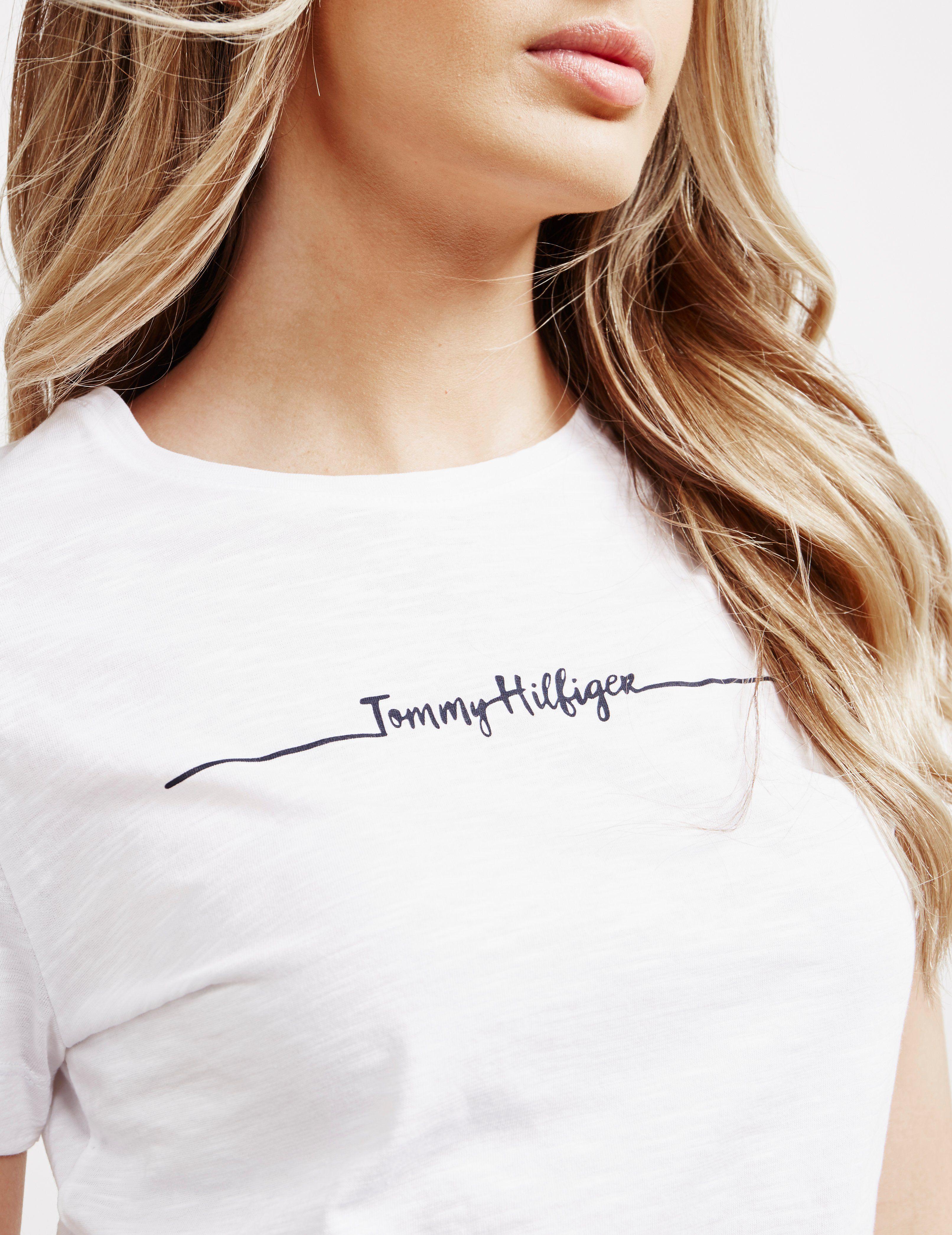 Tommy Hilfiger Elissa Short Sleeve T-Shirt