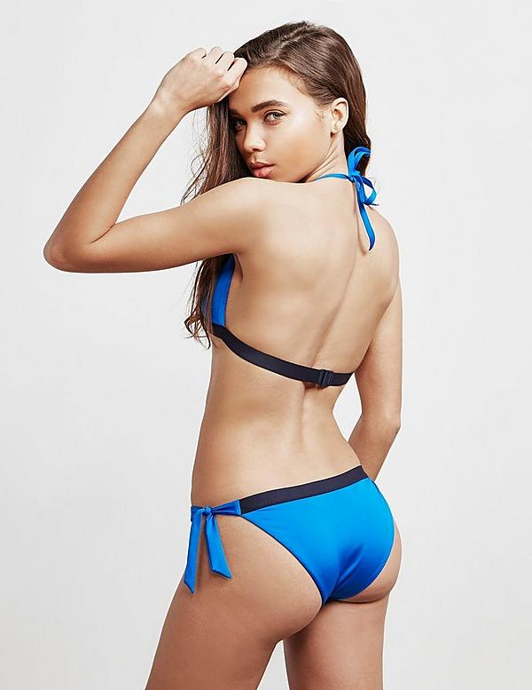 Tommy Hilfiger Swim Triangle Fixed Bikini Top - Online Exclusive