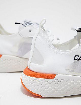 Calvin Klein Jeans Alexia Transparent Trainers