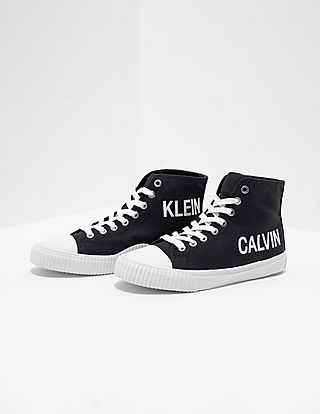 Calvin Klein Jeans Iole High Top Trainers