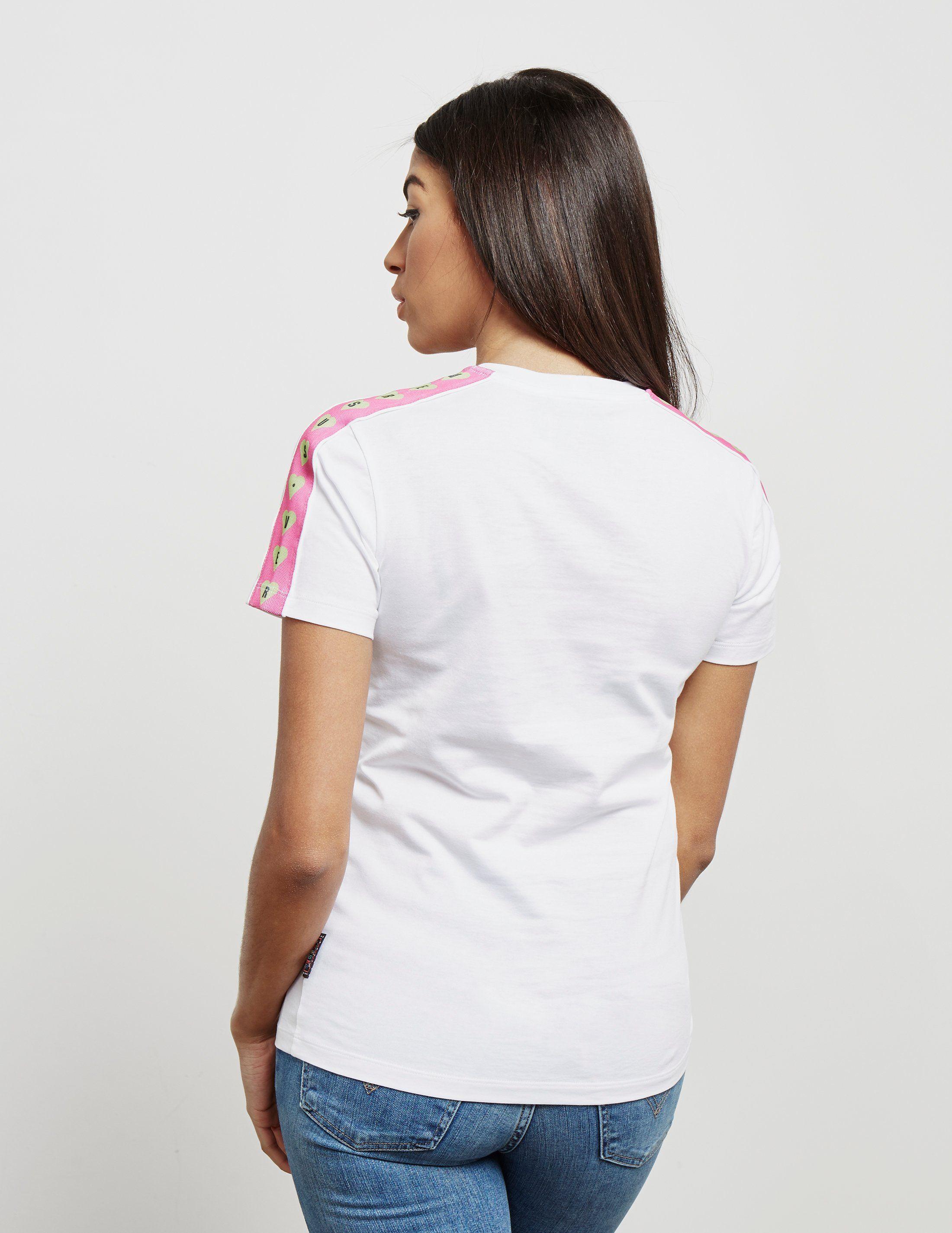 Versus Versace Heart Box Short Sleeve T-Shirt