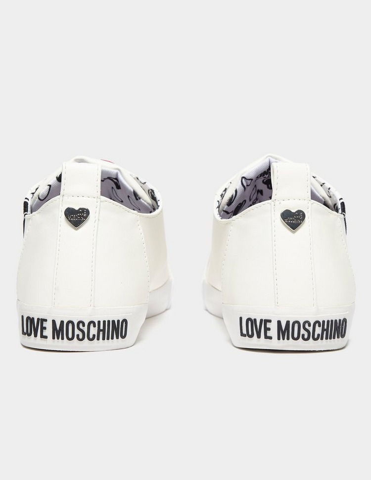 Love Moschino Tape Low Trainers
