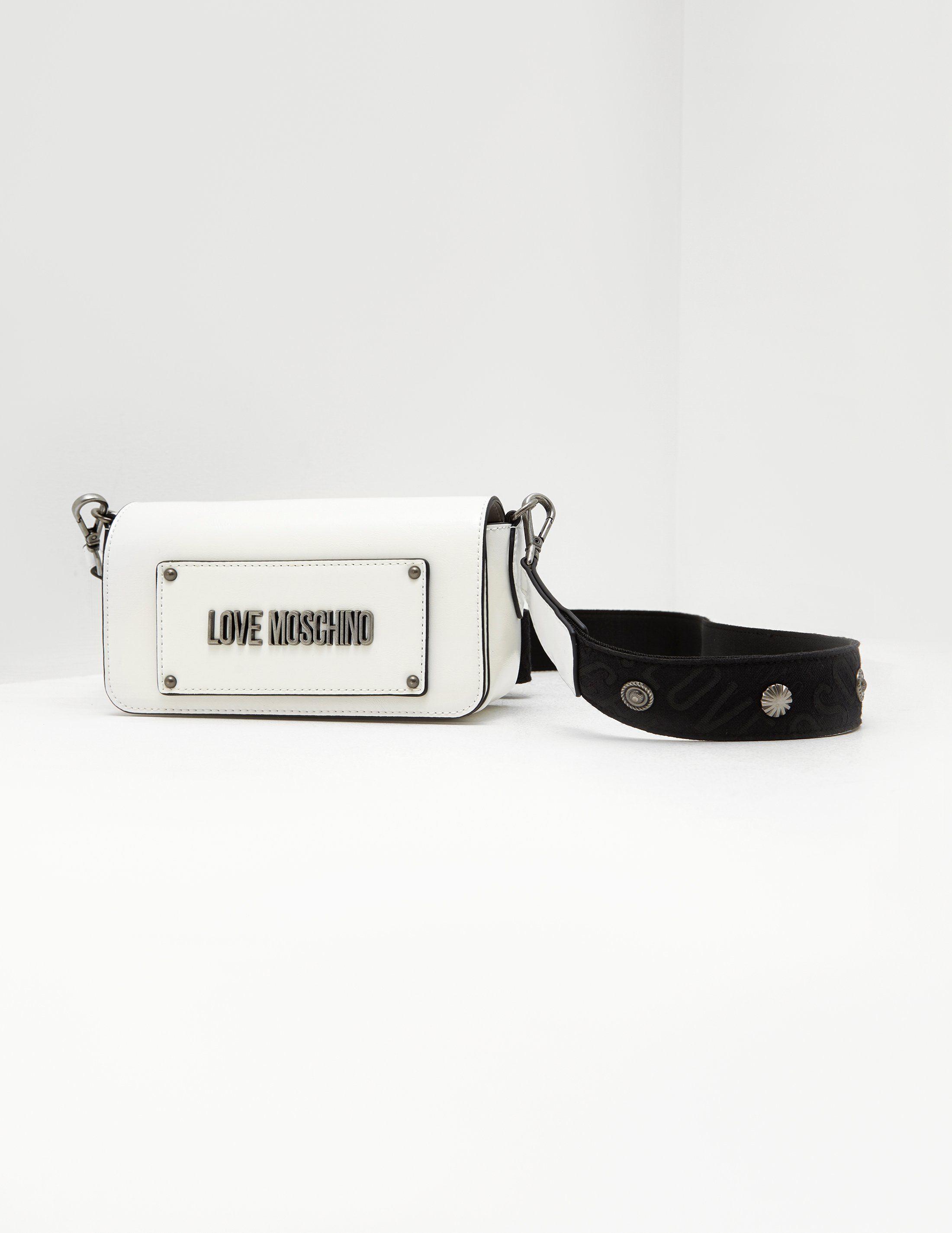 Love Moschino Small Strap Shoulder Bag