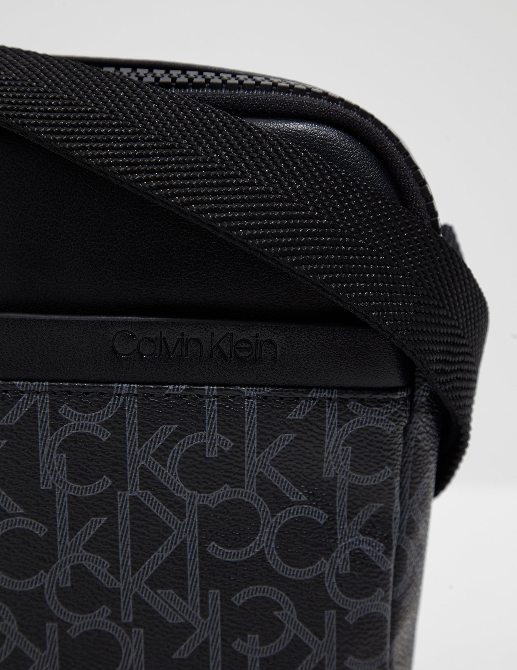 Calvin Klein Monogram Small Item Bag