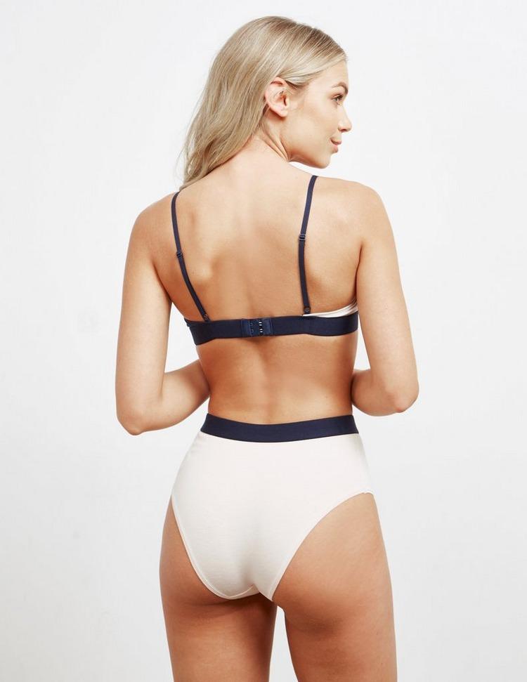 Tommy Hilfiger Underwear Colour Block Triangle Bralette