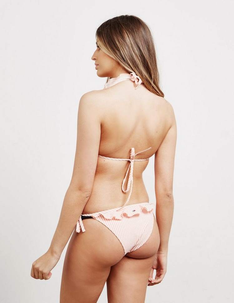 Tommy Hilfiger Swim Frill Bikini Top