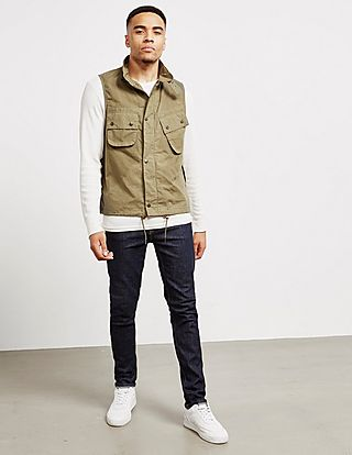 Barbour x Engineered Garments Arthur Gilet