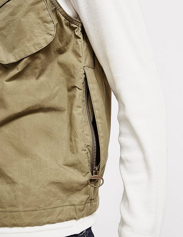 646a5a5804e87 Barbour x Engineered Garments Arthur Gilet | Tessuti
