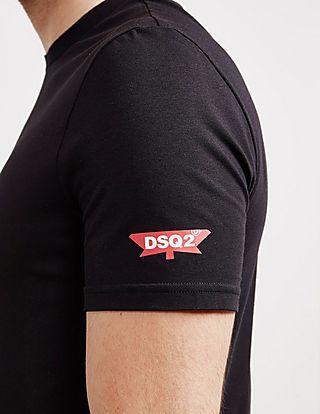 Dsquared2 Arm Maple Short Sleeve T-Shirt
