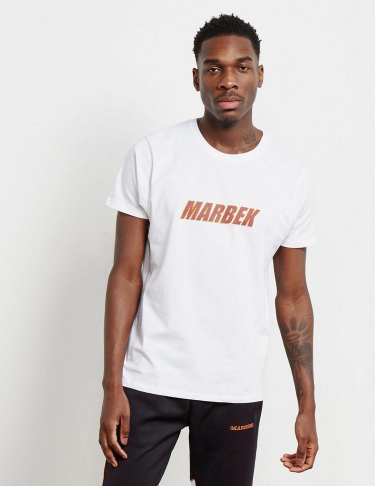 Marbek Retro Logo Short Sleeve T-Shirt - Exclusive