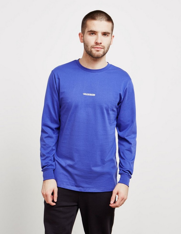 Marbek Mini Logo Long Sleeve T-Shirt - Exclusive