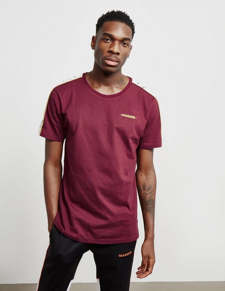 Marbek Tape Logo Short Sleeve T-Shirt - Exclusive