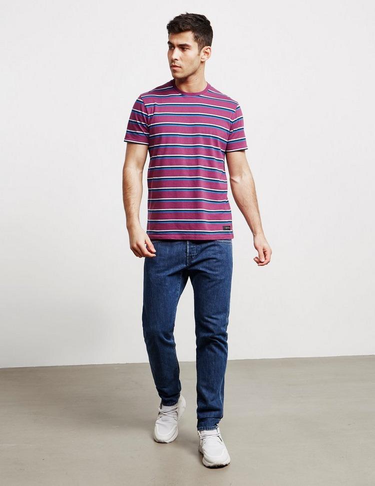 Edwin Stripe Short Sleeve T-Shirt - Online Exclusive