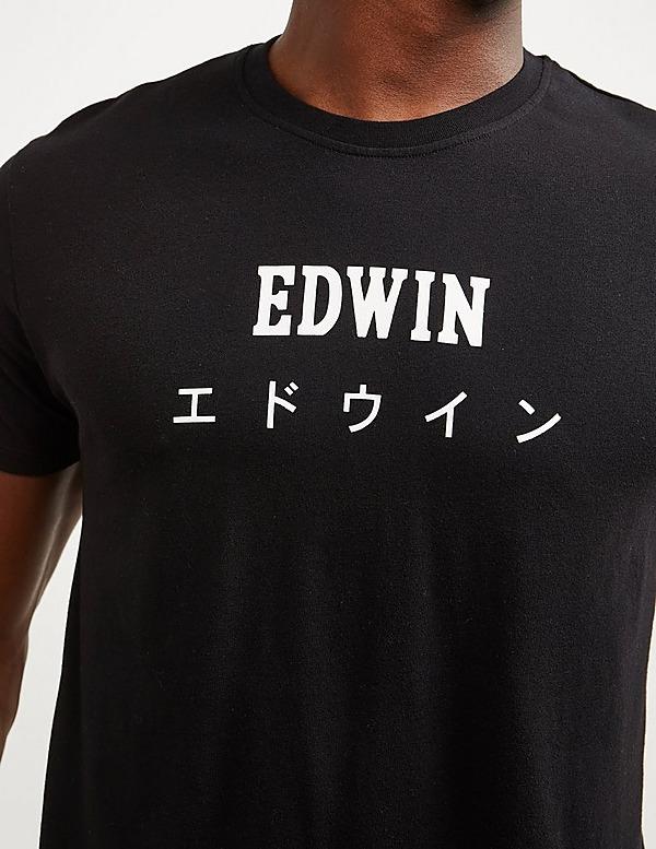 Edwin Japan Logo Short Sleeve T-Shirt