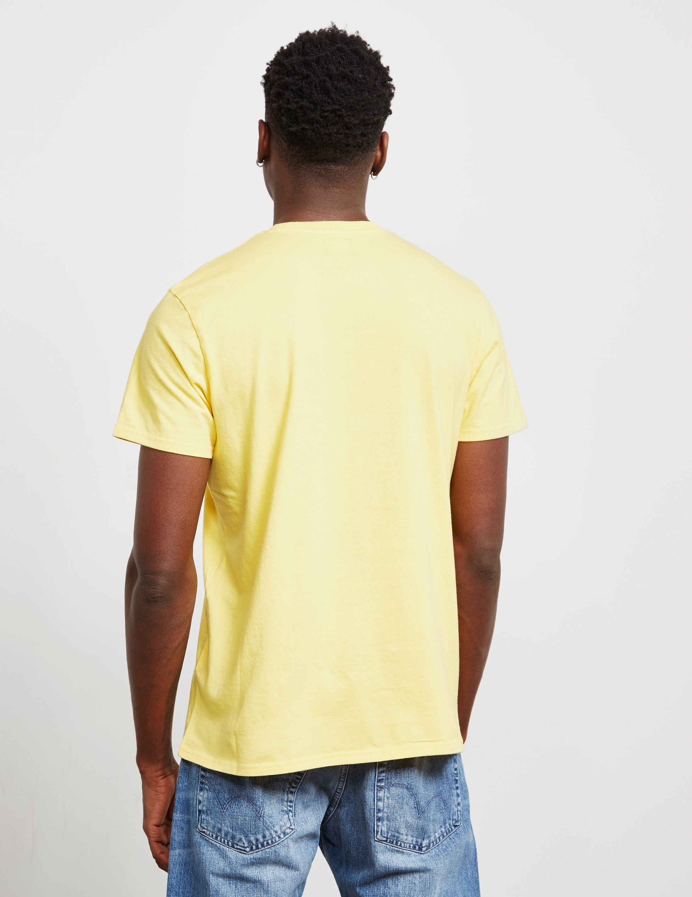 Edwin Chest Logo Short Sleeve T-Shirt - Online Exclusive