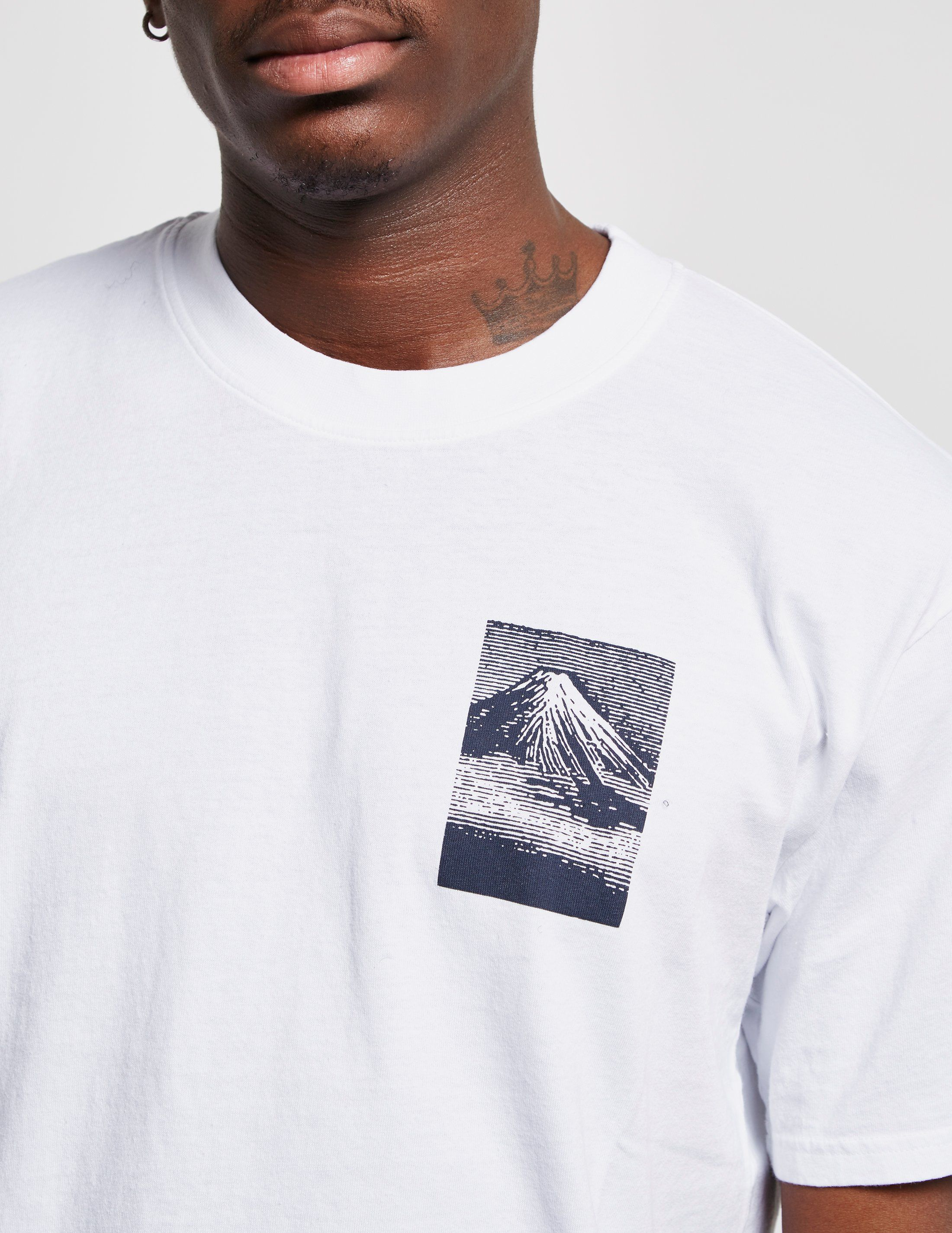 Edwin Mt Fuji Short Sleeve T-Shirt