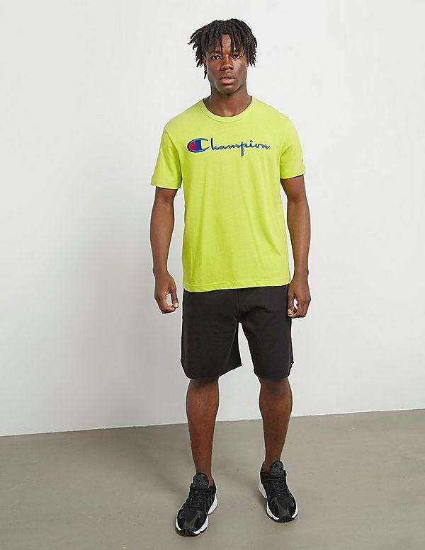 Champion Large Logo Short Sleeve T-Shirt