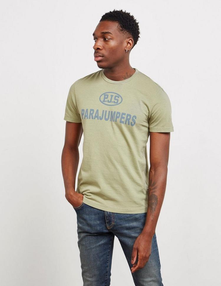 Parajumpers Jonny Short Sleeve T-Shirt