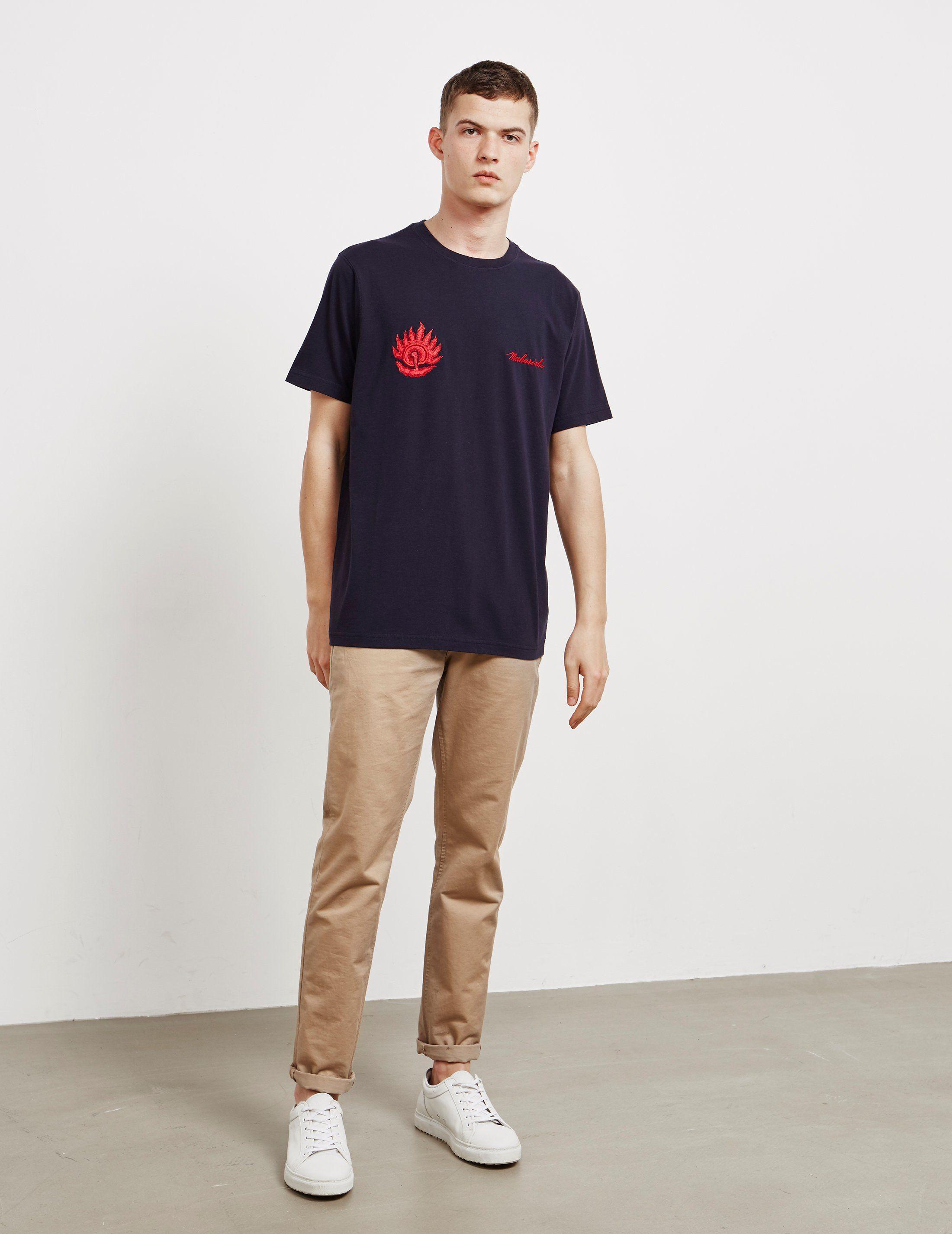 Maharishi Pearl Short Sleeve T-Shirt