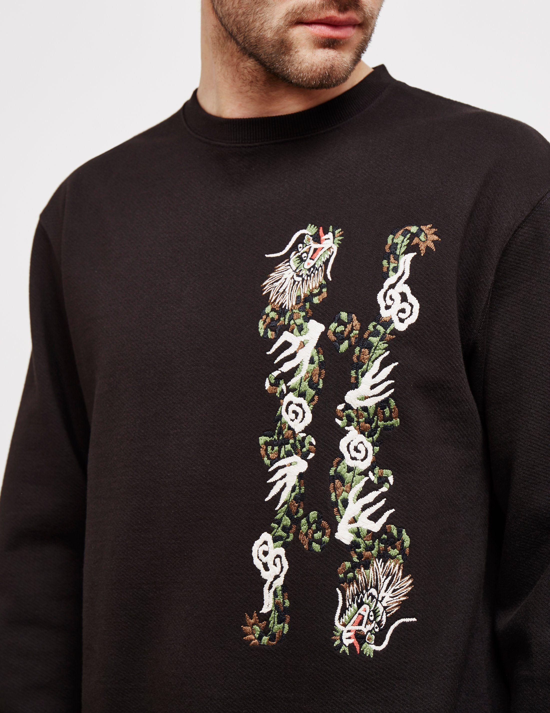Maharishi Ghost Dragon Sweatshirt