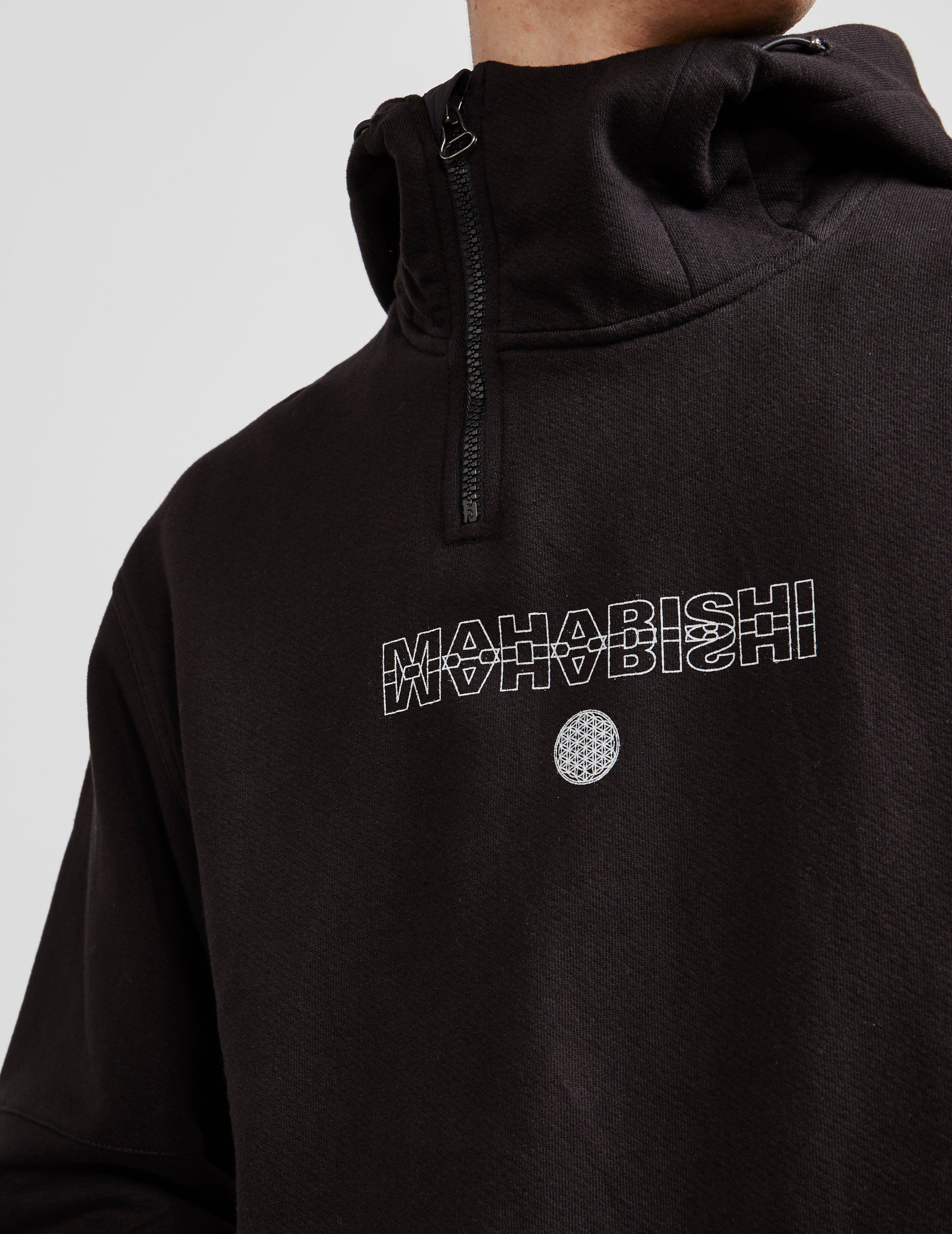 Maharishi Dragon Tech Hoodie
