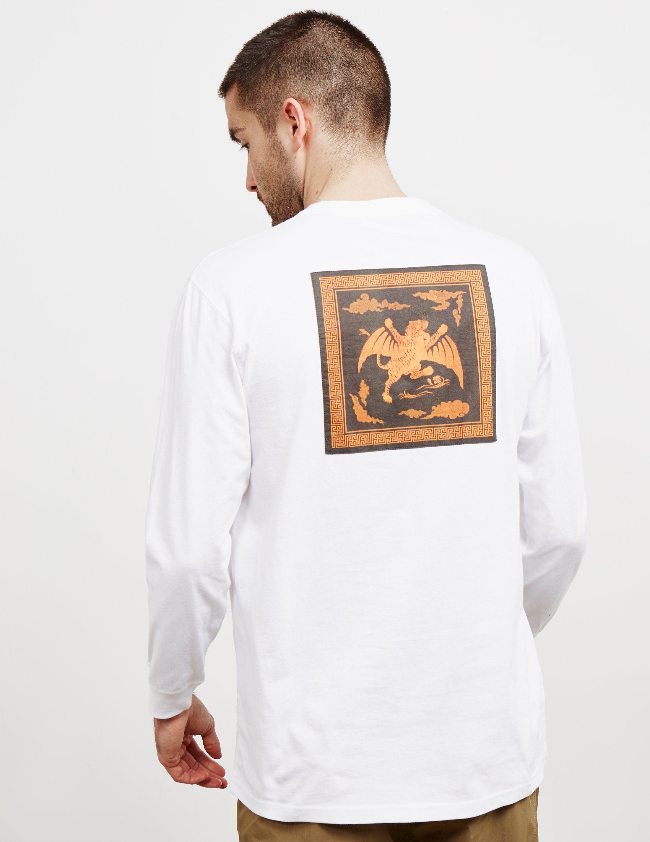 Maharishi Tigers Long Sleeve T-Shirt
