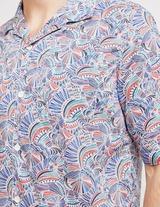 Albam Print Cuban Short Sleeve Shirt - Online Exclusive