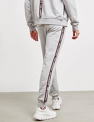 Karl Lagerfeld Tape Track Pants