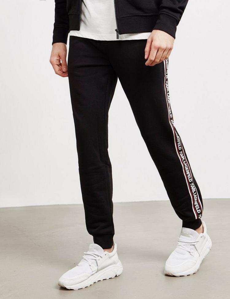 Karl Lagerfeld Tape Track Pants