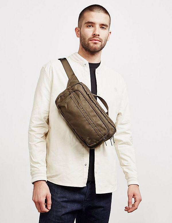 Fred Perry Tonal Cross Body Bag