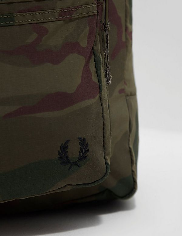 Fred Perry Camo Backpack
