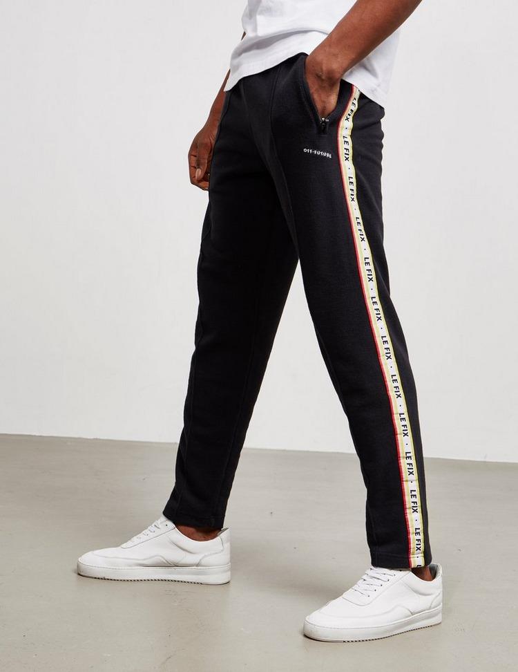 Le Fix Tape Track Pants