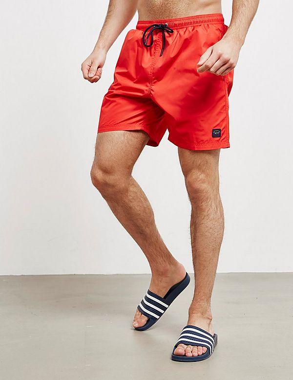 Paul and Shark Badge Swim Shorts