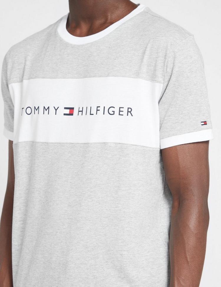 Tommy Hilfiger Loungewear Logo Block T-Shirt