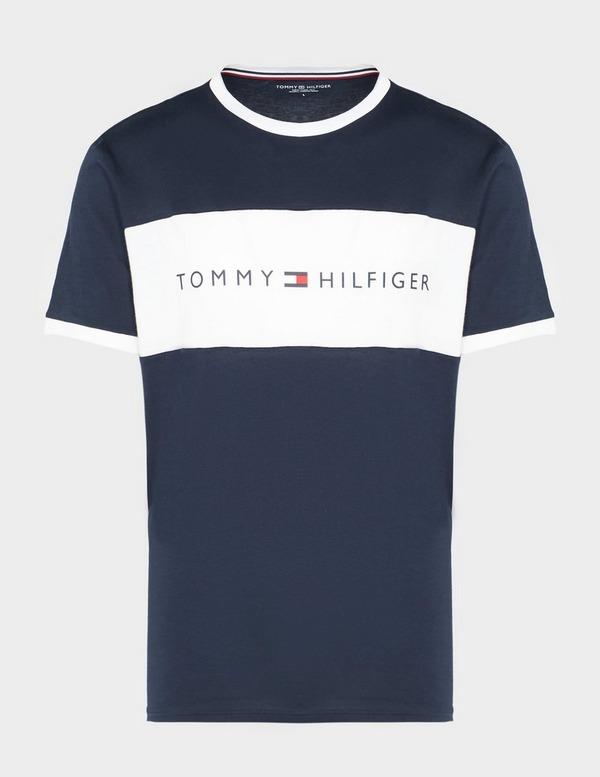 Tommy Hilfiger Lounge Logo Block T-Shirt