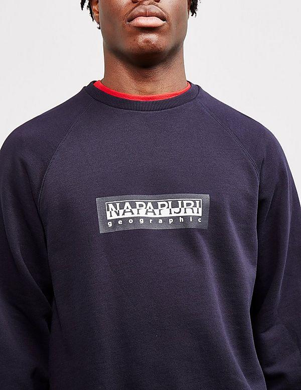 Napapijri Tribe Logo Sweatshirt