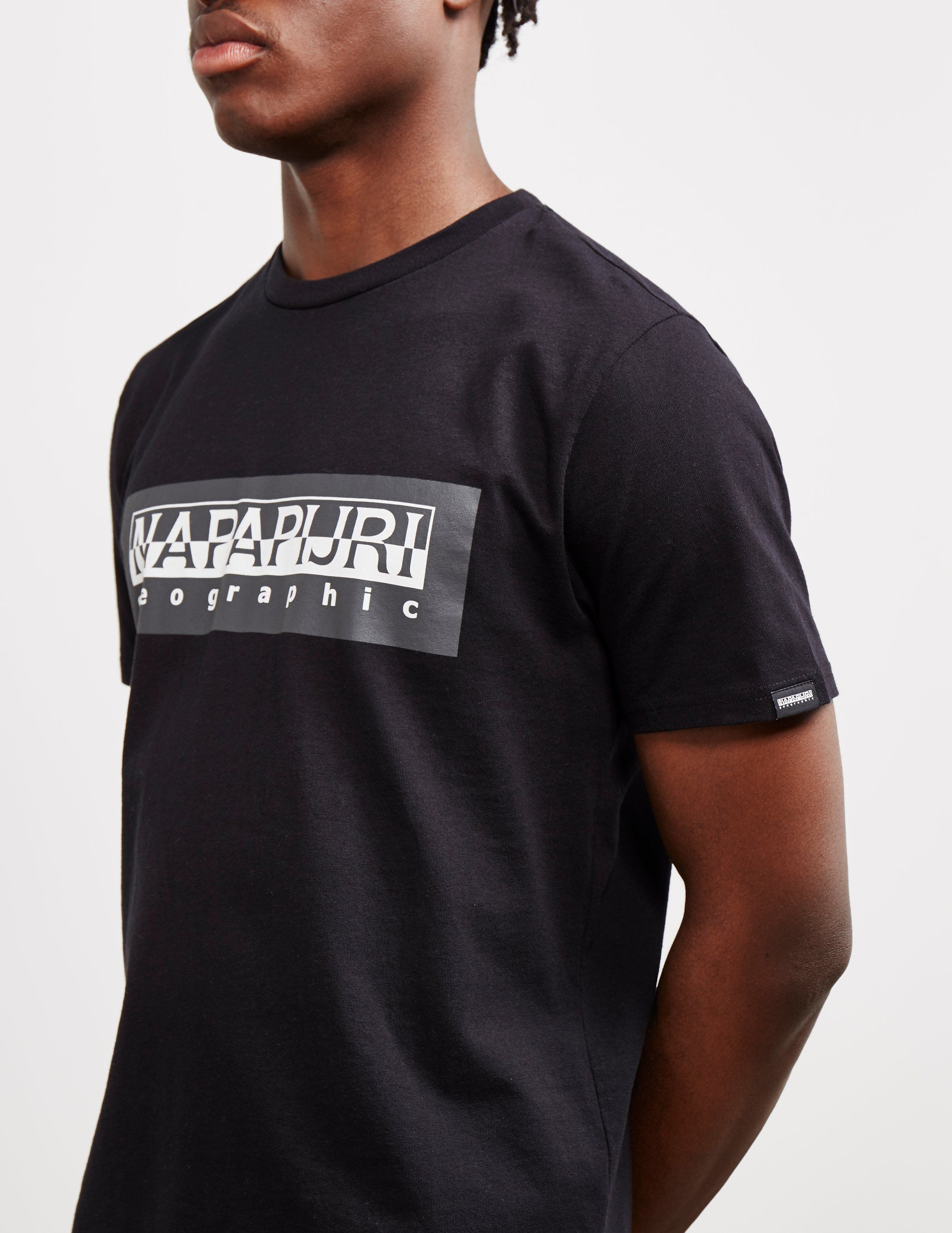 Napapijri Tribe Logo Short Sleeve T-Shirt
