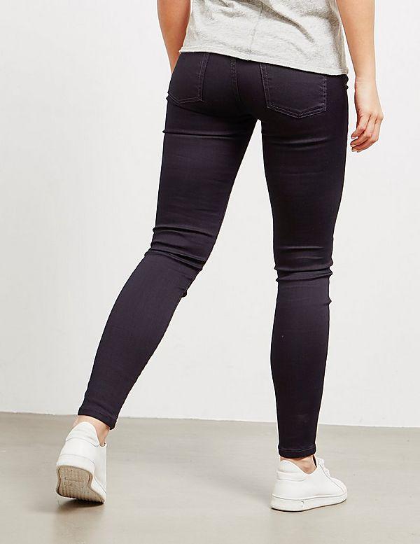 HUGO Georgina Skinny Dark Jeans