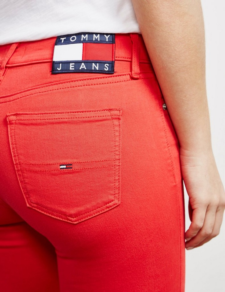 Tommy Jeans High Rise Skinny Jeans