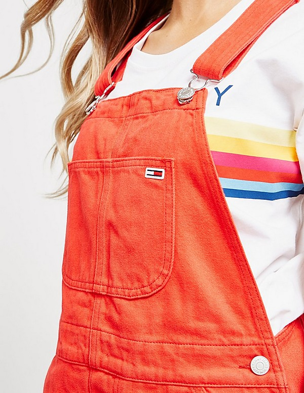 Tommy Jeans Classic Dungarees