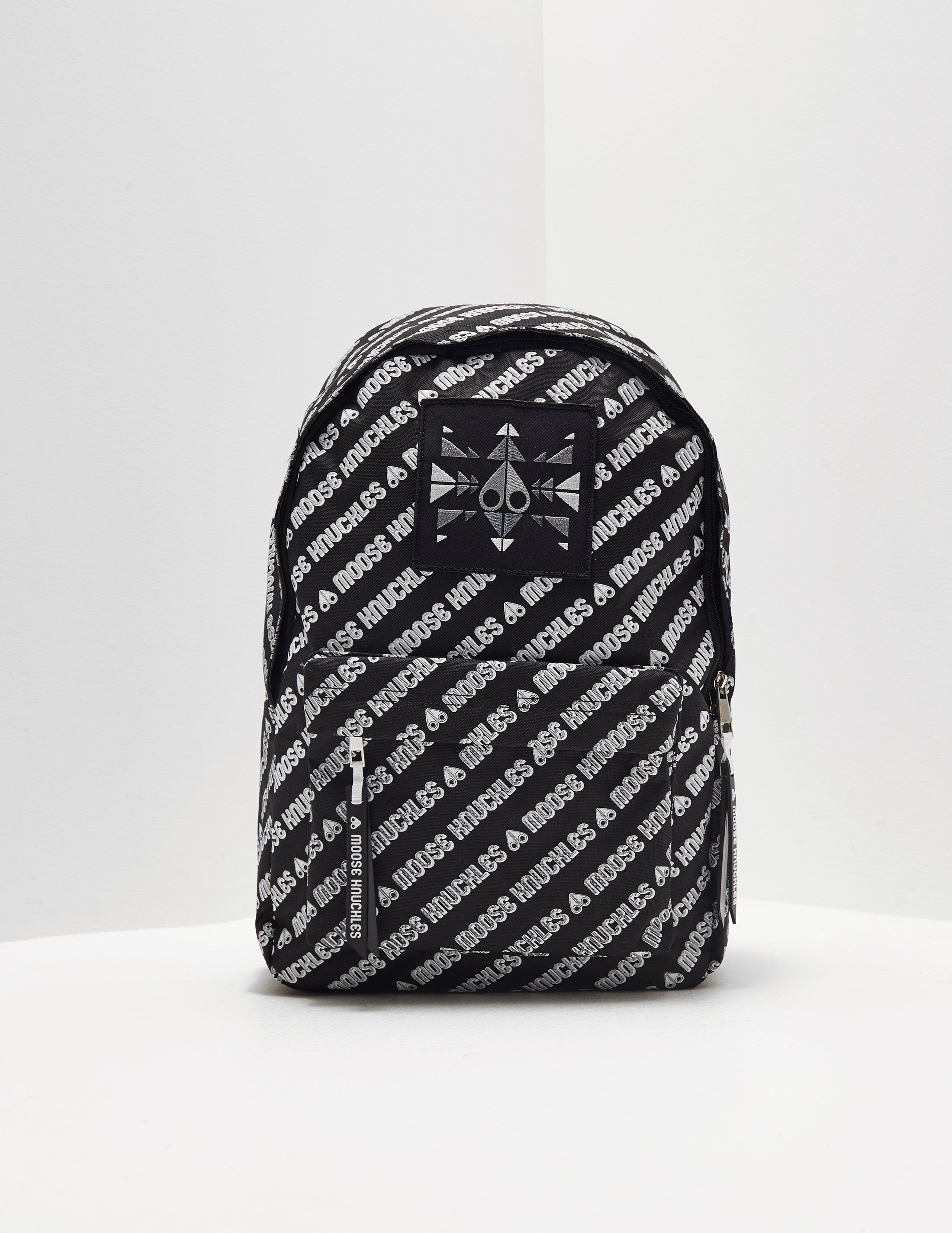 Moose Knuckles Logomania Backpack