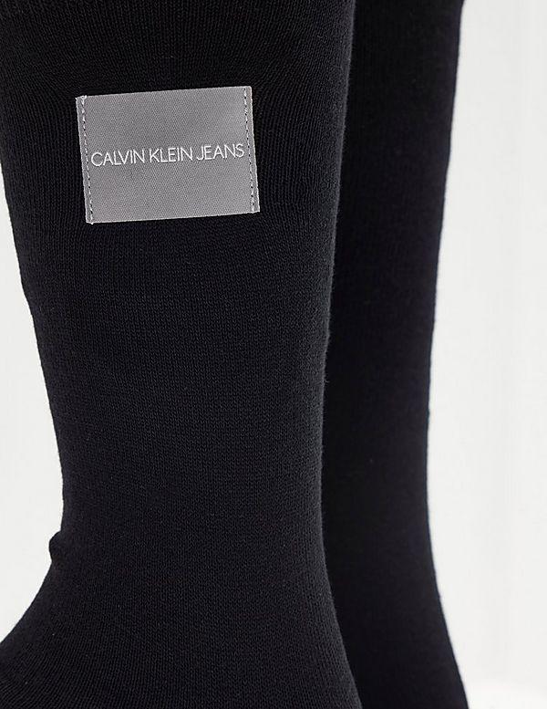 Calvin Klein Logo Patch Socks